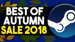 Steam Autumn Sale 2018 - My Recommendations