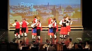 preview picture of video 'Trachtengruppe Lustenau Muttertagsaufführung 2014 - Natrasana'