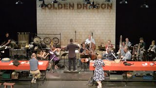 Johnny Herford and Andrew Mackenzie-Wicks discuss the Sitzprobe for The Golden Dragon