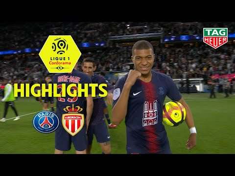 Paris Saint-Germain - AS Monaco ( 3-1 ) - Highlights - (PARIS - ASM) / 2018-19