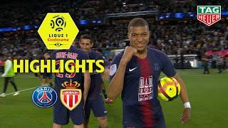 Paris Saint-Germain - AS Monaco ( 3-1 ) - Highlights - (PARIS - ASM) / 2018-19