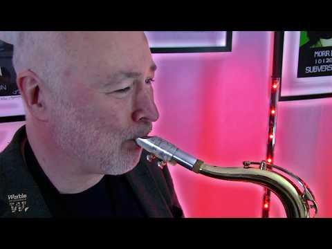 Dave Plays Saxophone Video