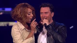 TinoMartin   Een Wereld Zonder Jou   Duet Met Glennis Grace (Live In De Ziggo Dome)