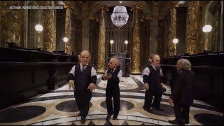 Открытие волшебного банка: в Британии расширился тур по декорациям из фильмов о Гарри Поттере