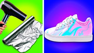DIY || 16 LIFEHACKS WITH SHOES YOU HAVENT SEEN BEFORE