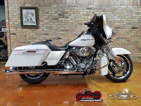 2011 Harley-Davidson Street Glide® in Big Bend, Wisconsin - Video 1