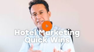 Luis's Hotel Marketing Quick Wins