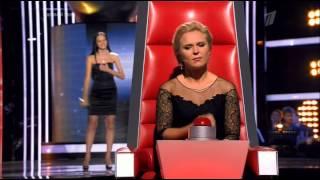 Полина Конкина. Голос- Второй сезон