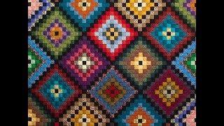 Dramatic Amish Quilts By Paisley SzuSzu