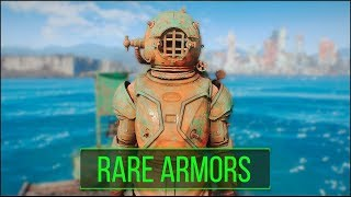 Fallout 4: Top 5 Secret and Unique Armors You May Have Missed in the Wasteland – Fallout 4 Secrets