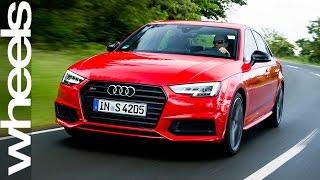 Audi S4 (B9) 2016 - dabar