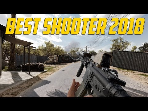 Insurgency Sandstorm - Best Shooter 2018