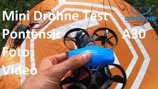 Mini Drohne Test Potensic A30: Foto, Video, Reichweite, Flugzeit, Funktionen