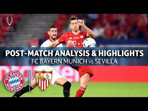 FC Bayern Munich vs Sevilla | Post Match Analysis and Highlights | UCL on CBS Sports
