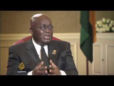Akufo-Addo: I don't feel Ghana wants to go gay