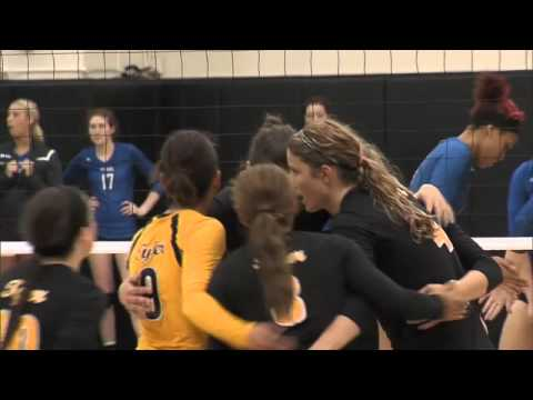 TJC vs Blinn Volleyball