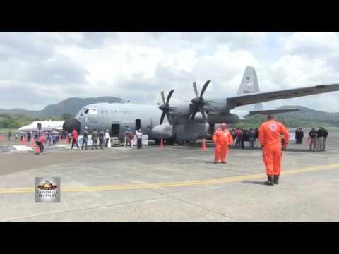 Aviones para estudio de los huracanes con tecnología de punta