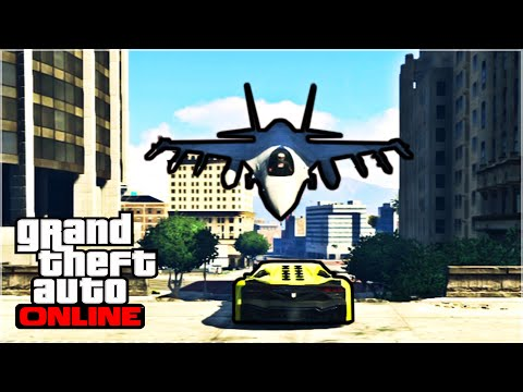 9 Minutes Of GTA V Stunts That Say 'Screw You' To Physics