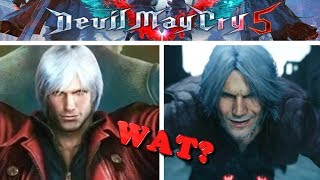 Devil May Cry 5 - What happened to Dante