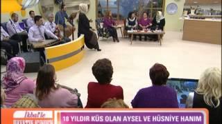 preview picture of video 'Tarsus Müftülüğü Küskünleri Barıştırma Kampanyası Kanal7 ikbal ile hayatın içinden'