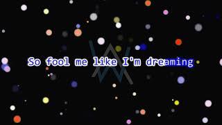 Alan Walker - Darkside (Official Instrumental / Lyric Video)
