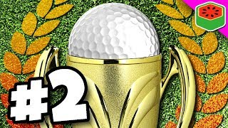 TOURNAMENT OF POWER #2   Golf It