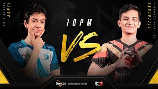 Loto Gaming VS Infinity Esports Colombia | Jornada 14 | Golden League 2019