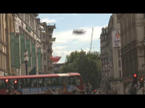 Słonie nad Londynem