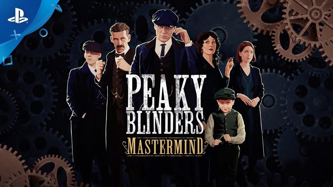 Трейлер игры Peaky Blinders: Mastermind