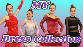 My Figure Skating Dress Collection