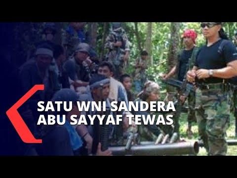 wni sandera abu sayyaf tewas dalam kontak tembak di filipina