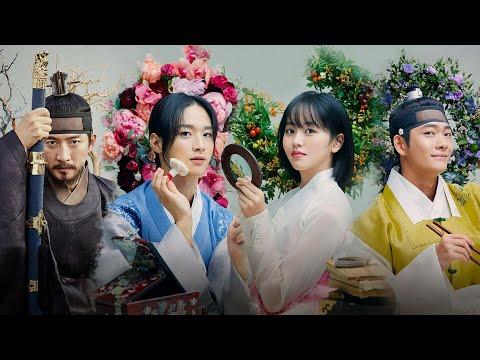 ost  the tale of nokdu - part 7 - kim yeon ji - scar - mv