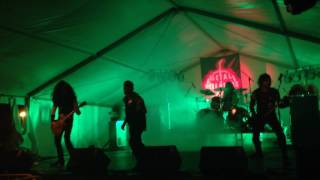 ABSU A shield with an iron face live 2017
