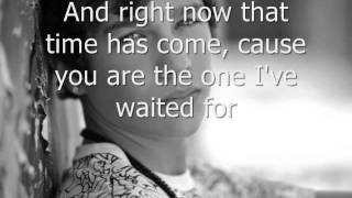 The One I've Waited For - Austin Mahone (lyrics)
