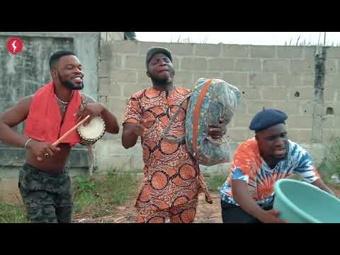 Broda Shaggi And His Friends Turn Beggars (Comedy)