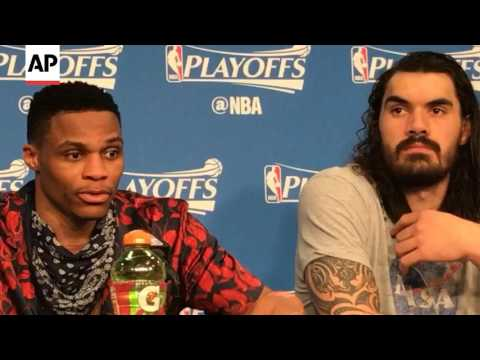 Agitated Russell Westbrook Defends Thunder Teammates After Loss To Rockets