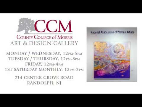 National Association of Women Artists Exhibit at CCM