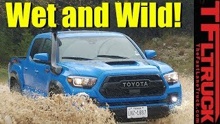 2019 Toyota Tacoma TRD Pro Texas Muddy Buddy Review (Part 2 of 4)