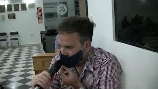 Habla el concejal SIMÓN PÉREZ