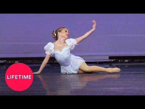 "Download Dance Moms: Mackenzie's Solo - ""Cry"" (Season 4)   Lifetime HD Mp4 3GP Video and MP3"