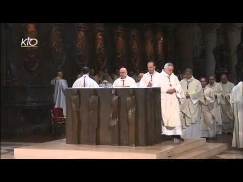 Messe solennelle de l'Immaculée Conception