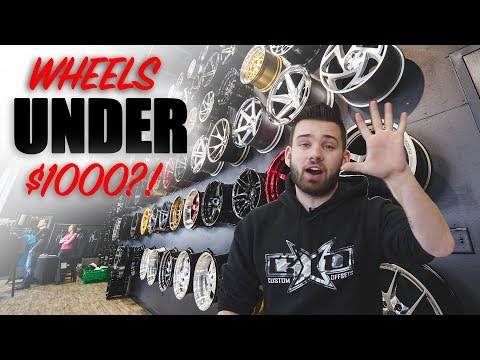 Top 5 Truck Wheels UNDER $1000