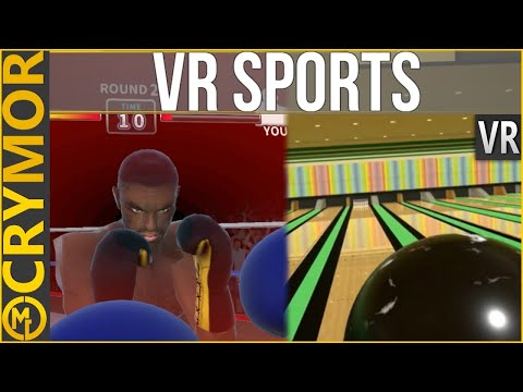 VR Sports Review | ConsidVRs video thumbnail
