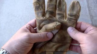 Special Circumstances Inc. - Petzl Cordex glove review