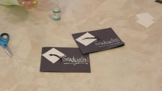 How to Make Graduation Invitation Cards : Valentine's Day Crafts & More