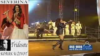 SEVERINA   DODIRNI MI KOLJENA (live @ DOM SPORTOVA 2008.)