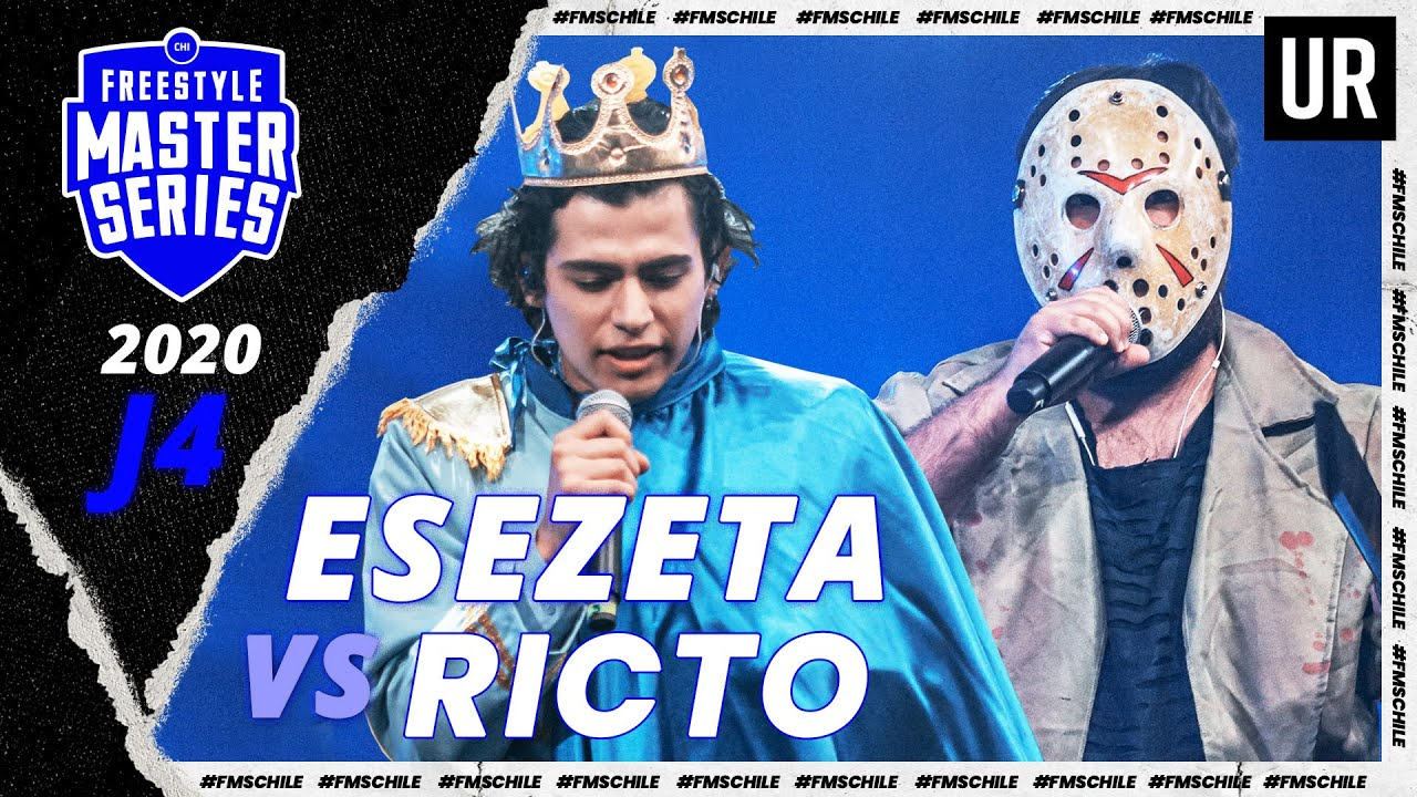 ESEZETA vs RICTO | FMS Chile 2020 | Jornada 4 | Urban Roosters | #FlowCity