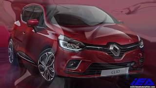 Renault Clio IV 2015+ key programming with Zed FULL