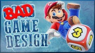 Bad Game Design - Super Mario Party