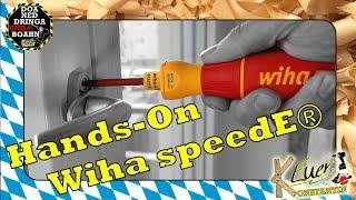 Erster Eindruck | Wiha speedE® | Hands-On